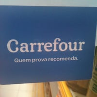 Photo taken at Carrefour by Rosane F. on 3/30/2013