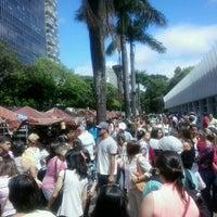 Photo taken at Feira de Artes e Artesanato de Belo Horizonte (Feira Hippie) by Juliana S. on 11/18/2012