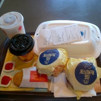 Photo taken at McDonald's by Agustina T. on 1/22/2013