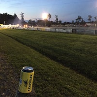 Photo taken at Delaware International Speedway by Jesse F. on 7/11/2015
