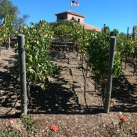 Photo taken at Viansa Winery by Nancy P. on 10/17/2012