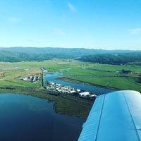 Photo taken at Murray Field/Eureka Airport - EKA by Paul J. on 2/28/2016
