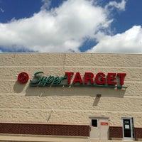 Photo taken at Super Target by Lissette C. on 6/22/2013