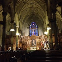 Photo taken at St. Patrick's Old Cathedral by Raj N. on 1/20/2013