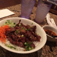 Photo taken at Pho Orchid by RayMo on 9/10/2014