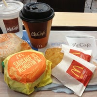 Photo taken at McDonald's by Joey B. on 7/4/2013