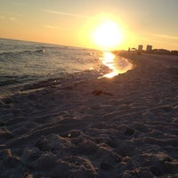 Photo taken at The Beach by Sarah R. on 10/12/2012