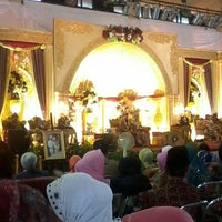 Photo taken at Gedung Serbaguna Pusri by Ithaq on 9/14/2013