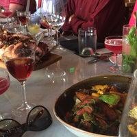 Photo taken at Jsix Restaurant by Genevieve C. on 6/4/2014