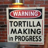 Photo taken at Amigos Tortilla Bar Mexican Restaurant by José O. on 7/6/2013