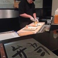Photo taken at Bento Box Sushi Bar & Asian Kitchen by Kristin W. on 11/19/2013