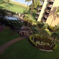 Photo taken at Kauhale Makai (Village by the Sea) by Alex @ Dragon Impact -. on 11/15/2013
