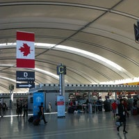 Photo taken at Toronto Pearson International Airport (YYZ) by Jonas C. on 5/5/2013