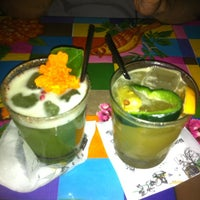 Photo taken at Las Perlas by stef m. on 9/14/2012