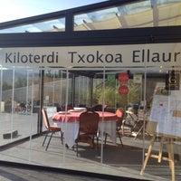 Photo taken at Ellauri Kafetegia by Kepa E. on 1/3/2015