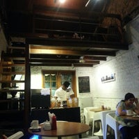 Photo taken at Kala Ghoda Café by Madhusmita S. on 1/21/2013