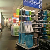 Photo taken at The Container Store by Vanessa Freire on 7/27/2013