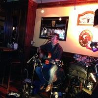 Photo taken at Langan's Pub & Restaurant by Tolga B. on 3/9/2013