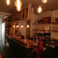Photo taken at In Parma by FOOD ROOTS by Matt D. on 4/3/2013