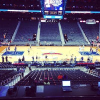 Photo taken at Philips Arena by Arthur S. on 1/19/2013