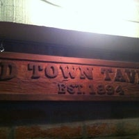 Photo taken at Old Town Tavern by Ellen F. on 10/10/2012