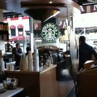 Photo taken at Starbucks by Gerbang R. on 10/21/2012