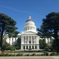 Photo taken at California State Capitol Building by Yeret G. on 3/23/2013