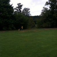 Photo taken at McKenzie River Golf Course by Mike B. on 9/21/2013