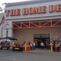 Photo taken at The Home Depot by King E. on 2/7/2015