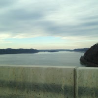Photo taken at Millard E. Tydings Memorial Bridge by Daniel G. on 11/25/2012