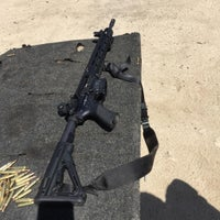 Photo taken at Angeles Shooting Ranges by Paul Da P. on 9/10/2016
