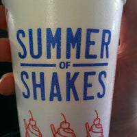 Photo taken at SONIC Drive In by Nick S. on 8/17/2013