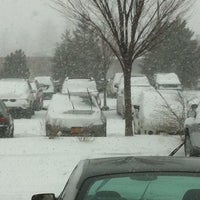 Photo taken at Hilton Garden Inn Islip/MacArthur Airport by Mike S. on 1/21/2014