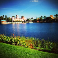 Photo taken at Disney's Coronado Springs Resort and Convention Center by Shawn S. on 5/27/2013