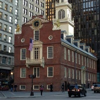 Photo taken at Old State House by Todd L. on 4/3/2013