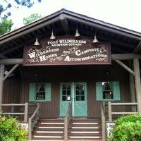 Photo taken at Disney's Fort Wilderness Resort & Campground by Maya R. on 7/9/2013