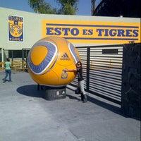 Photo taken at Tigre Tienda by Victor E. on 12/18/2012