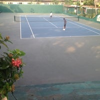 Photo taken at Trivandrum Club by Vishnu G. on 11/28/2012