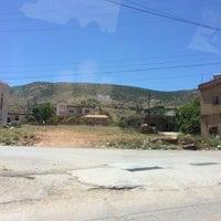 Photo taken at Aita El Foukhar by Serge M. on 5/18/2014
