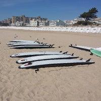Photo taken at Beach 30th Street by Julia C. on 9/7/2013