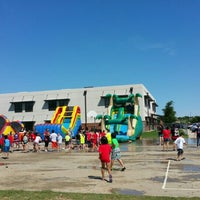 Photo taken at Teravista Elementary School by Jun T. on 5/29/2015