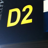 Photo taken at RIX | Terminal D by Marina A. on 5/18/2013