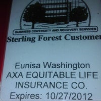 Photo taken at IBM Sterling Forest by Eunisa W. on 10/27/2012