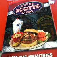 Photo taken at Great Scotts Eatery by HM M. on 9/7/2013