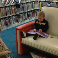 Photo taken at North Natomas Library by Brian M. on 1/6/2013