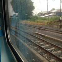 Photo taken at Taphan Hin Railway Station (SRT1099) by Penny_bt90 E. on 9/24/2016