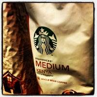 Photo taken at Starbucks by Jo J. on 1/10/2013