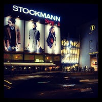 Photo taken at Stockmann by Marija S. on 9/11/2013