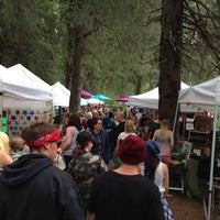 Photo taken at Girdwood Forest Fair by Bill J M. on 7/6/2014