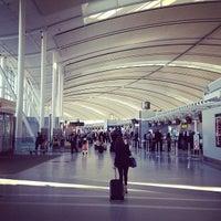 Photo taken at Terminal 1 by Roman I. on 2/6/2013